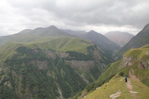 Caucasus Mountains, Dagestan, area where Lezgian languages are spoken
