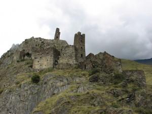 Khevsureti, Caucasus